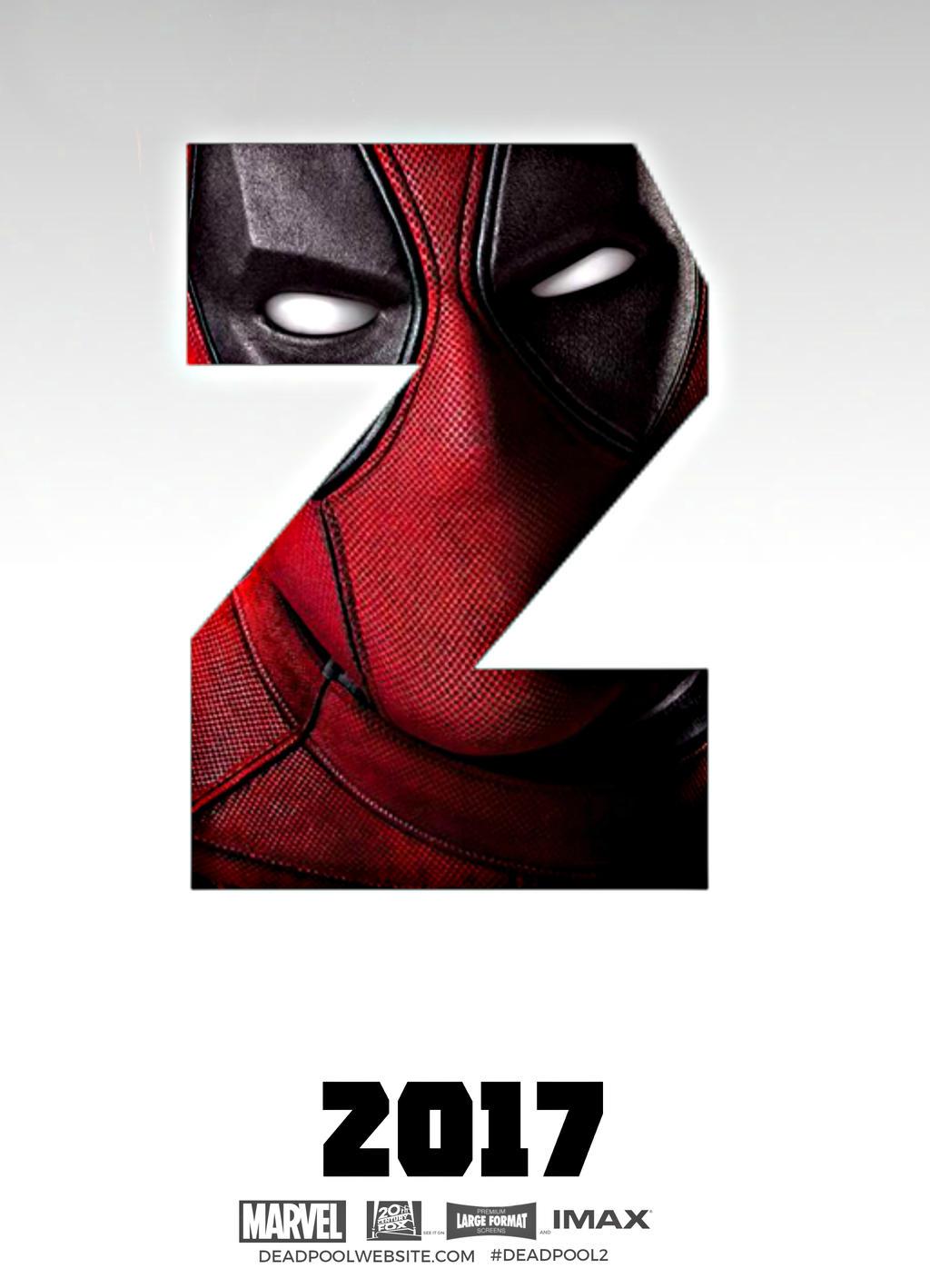 Deadpool 2 - Teaser Poster by NoPlanes on DeviantArt
