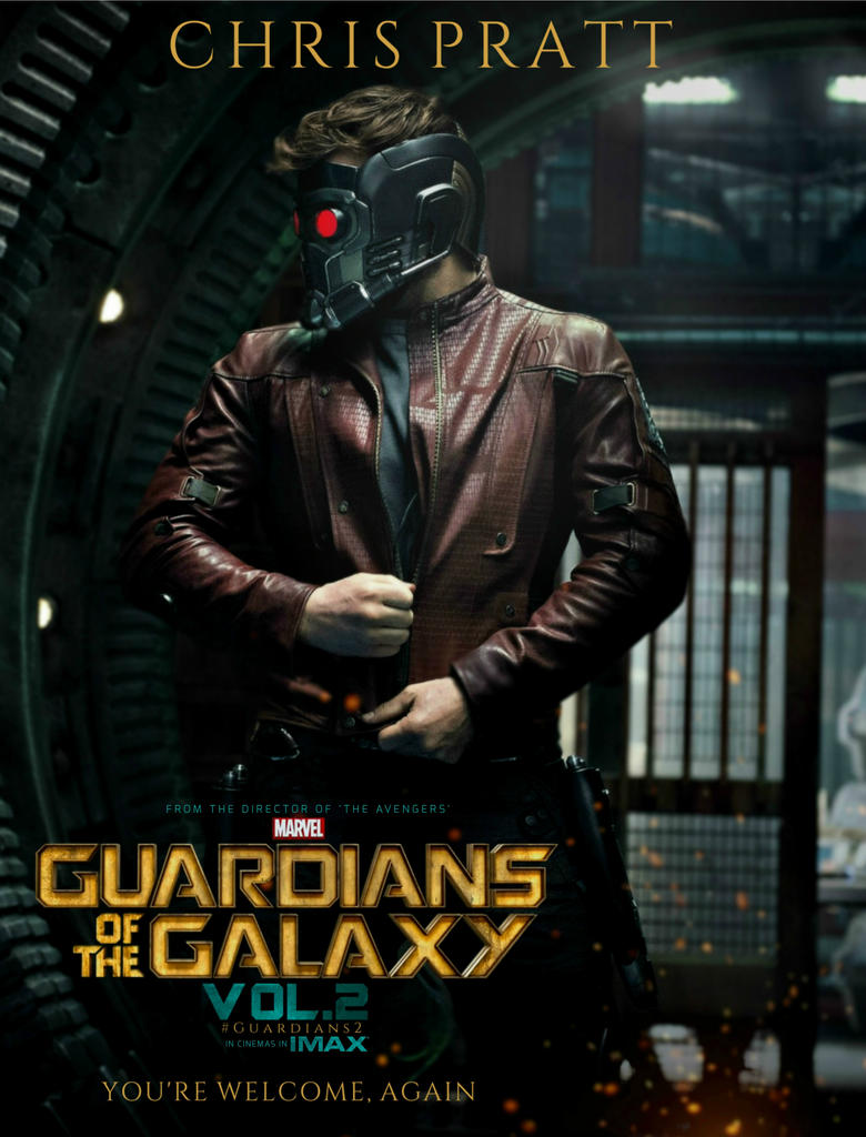 Star Lord Guardians Of The Galaxy Poster | www.imgkid.com ...
