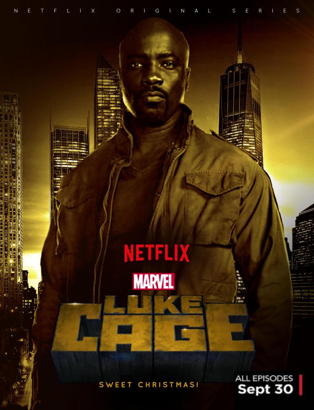 Luke Cage Marvel Wallpaper Imgkid Com The Image