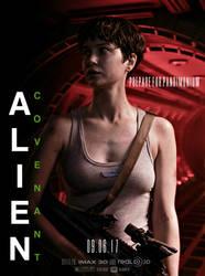 Alien Covenant - Poster