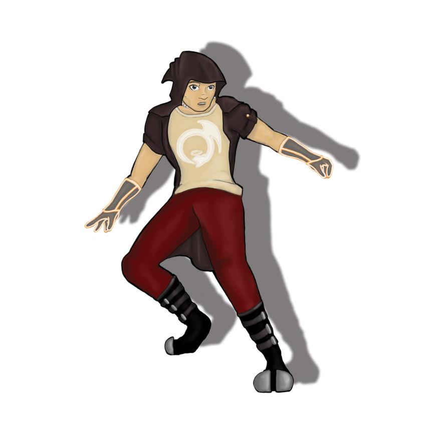 Original Character Concept by Cetah