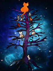 Solar Cat Tree