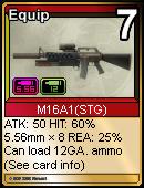 Acid2xPeaceWalker - M16A1+STG by freecom