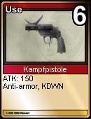Acid2xPeaceWalker - K.Pistol by freecom