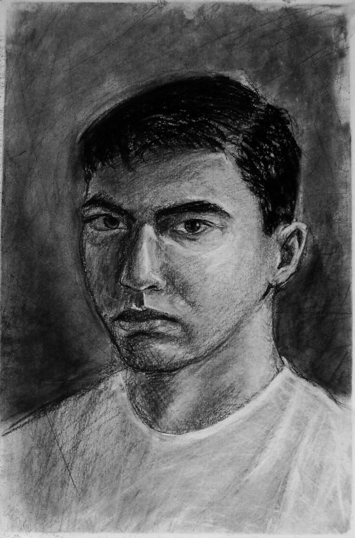 Self-Portrait by Andres99