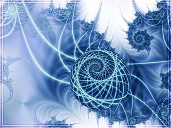 Blue Twist by deloulark