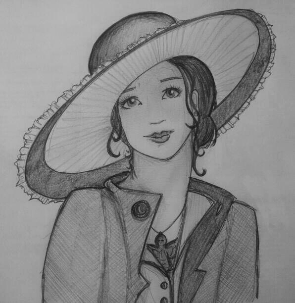Tessa Gray by mademoisellemaripol on DeviantArt