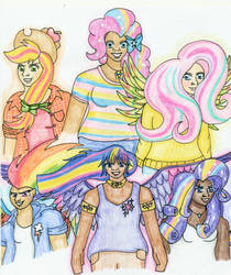Rainbow Power!!