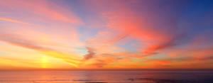 Sunset from Pillar Point II