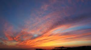 Sunset from El Granada II