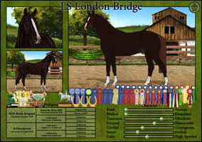 LS London Bridge - Leased out by Cookie1992