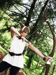 Archer by LinkInSpirit