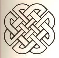 Celtic Knot by ricketychives