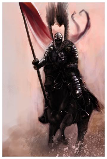 polish hussar by dugazm