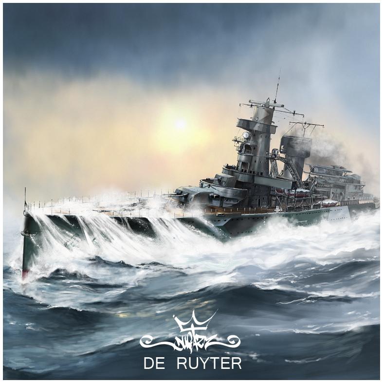 DE RUYTER by dugazm