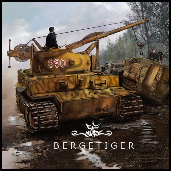 BERGETIGER by dugazm
