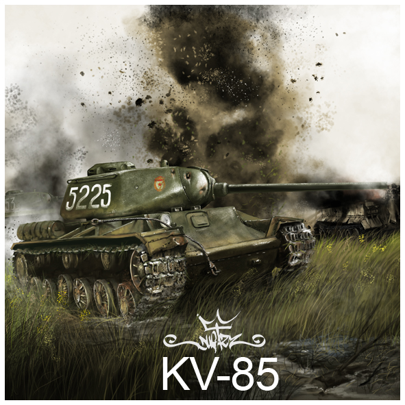 KV 85 by dugazm