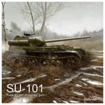 SOVIET SU 101