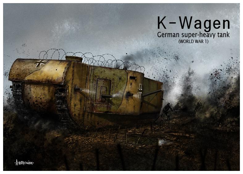 K Wagen by dugazm