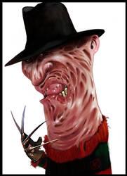 Freddy Krueger by dugazm