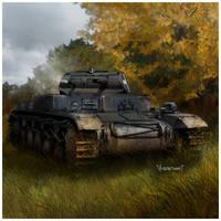 PzKpfw II Ausf. C by dugazm