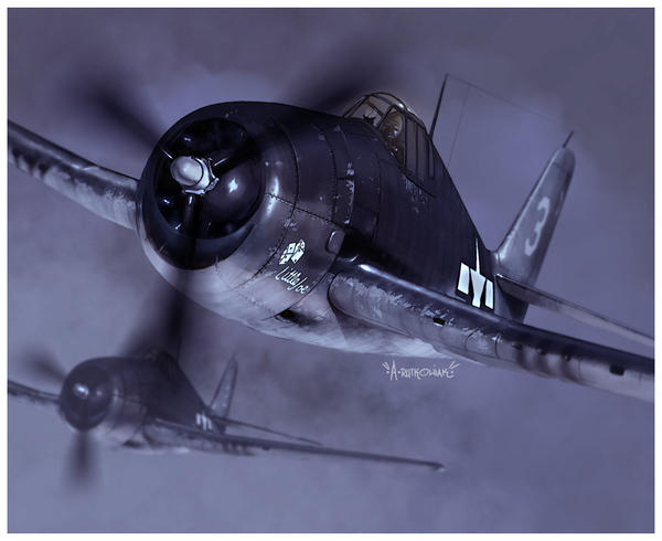F6F by dugazm