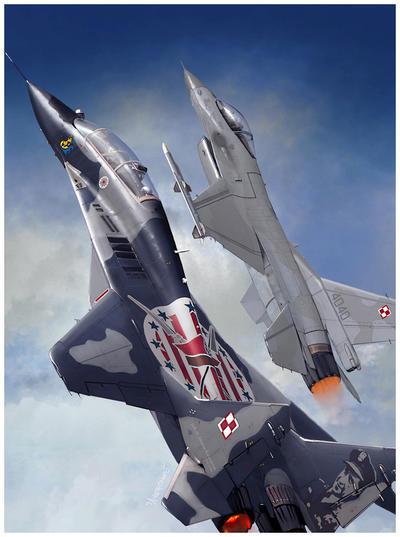 POLISH AIR FORCE by dugazm
