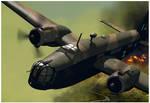 Vickers Wellington Mk.X