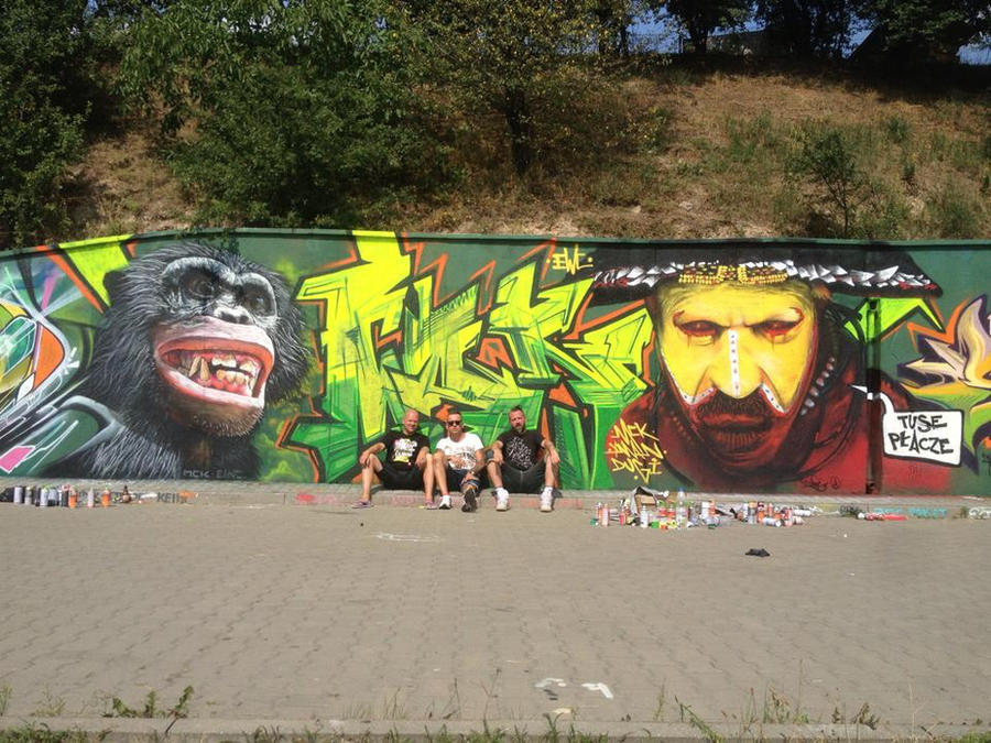 Meeting Of Styles POLAND LUBLIN 2015 by dugazm