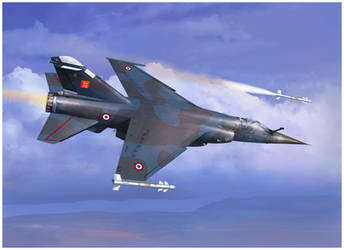 Mirage F1 Ct by dugazm