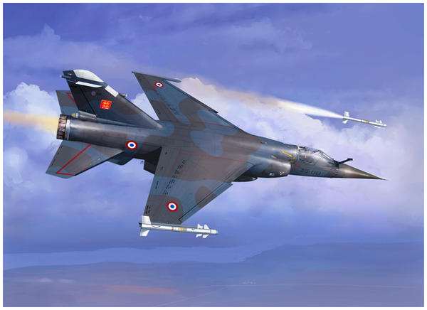 Mirage F1 Ct by dugazm