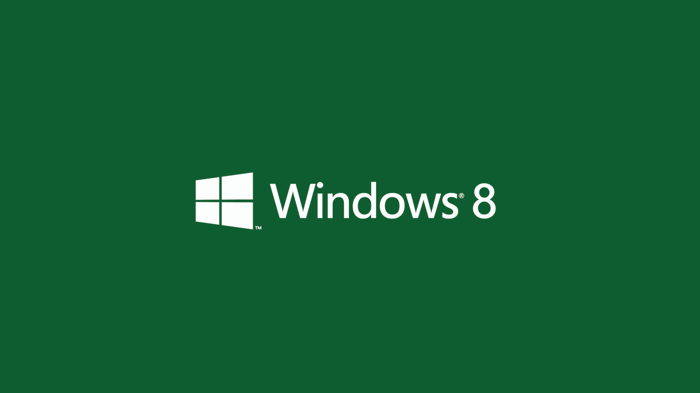 Windows 8 Classic Wallpaper by CianDesign