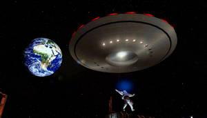 NIBIRU - UFO Abduction (Video) 3Ds max game