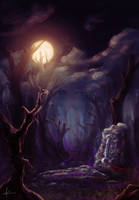 The Stone Alter by Jukes55