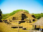 Ruines Of Tazumal,EL Salvador