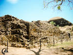 The Maya ruins of Tazumal