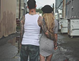 Grunge Love by missdiazxox