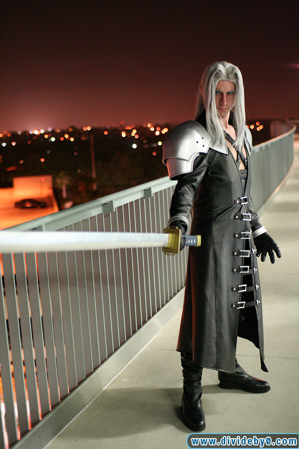 Lord Masamune The Best Cosplay World As Sephiroth By