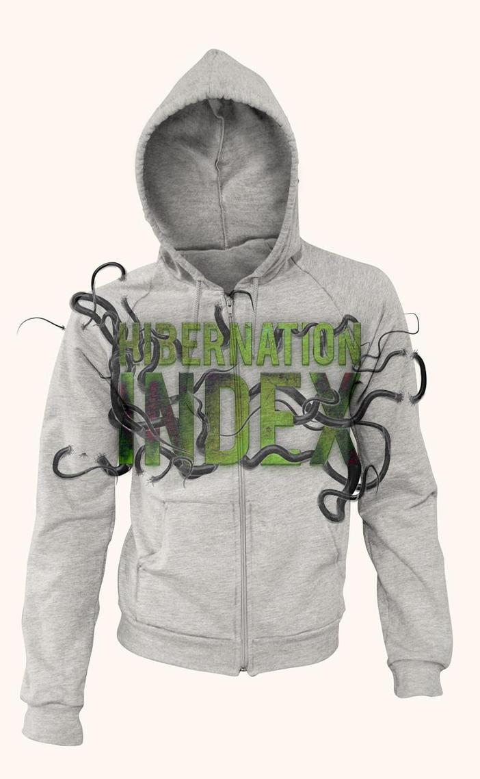 Hibernation Index Sweater by SplendidAngst