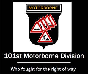 101st Motorborne Division by The-Navigators
