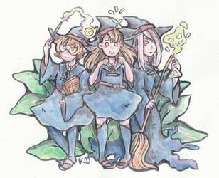Trio by kodinen