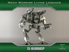 Clan BloodAsp by MechLivingLegends