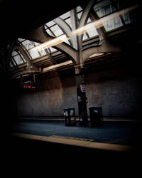 the last station by MattOliva