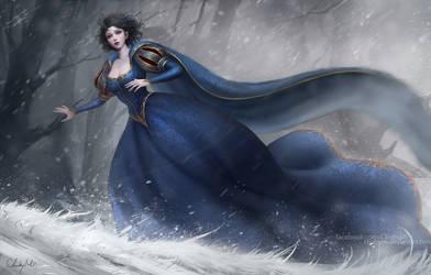 Snow white - Run away