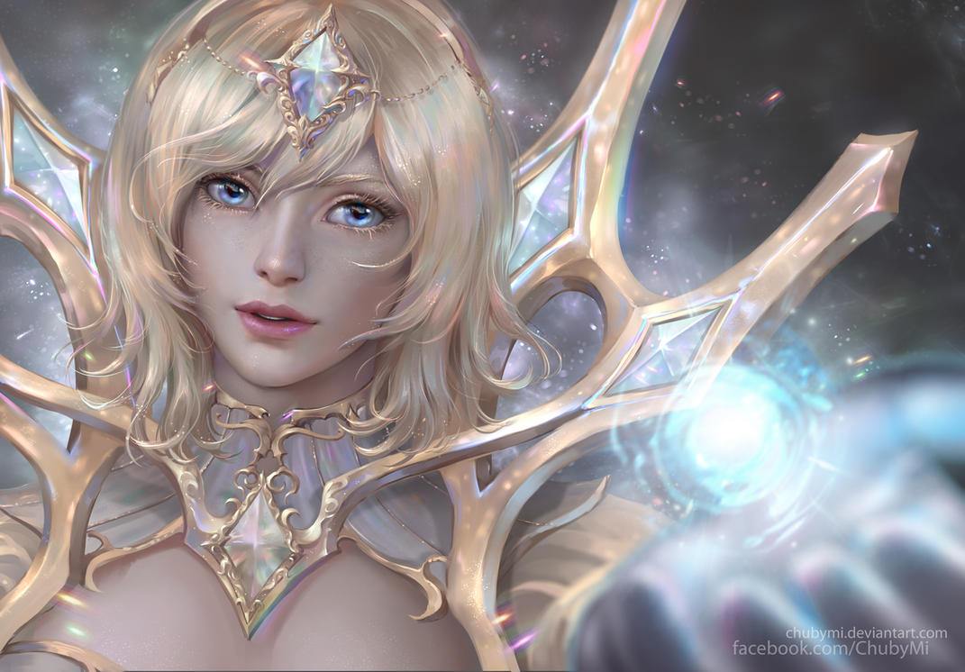 Lux - Light Element by ChubyMi