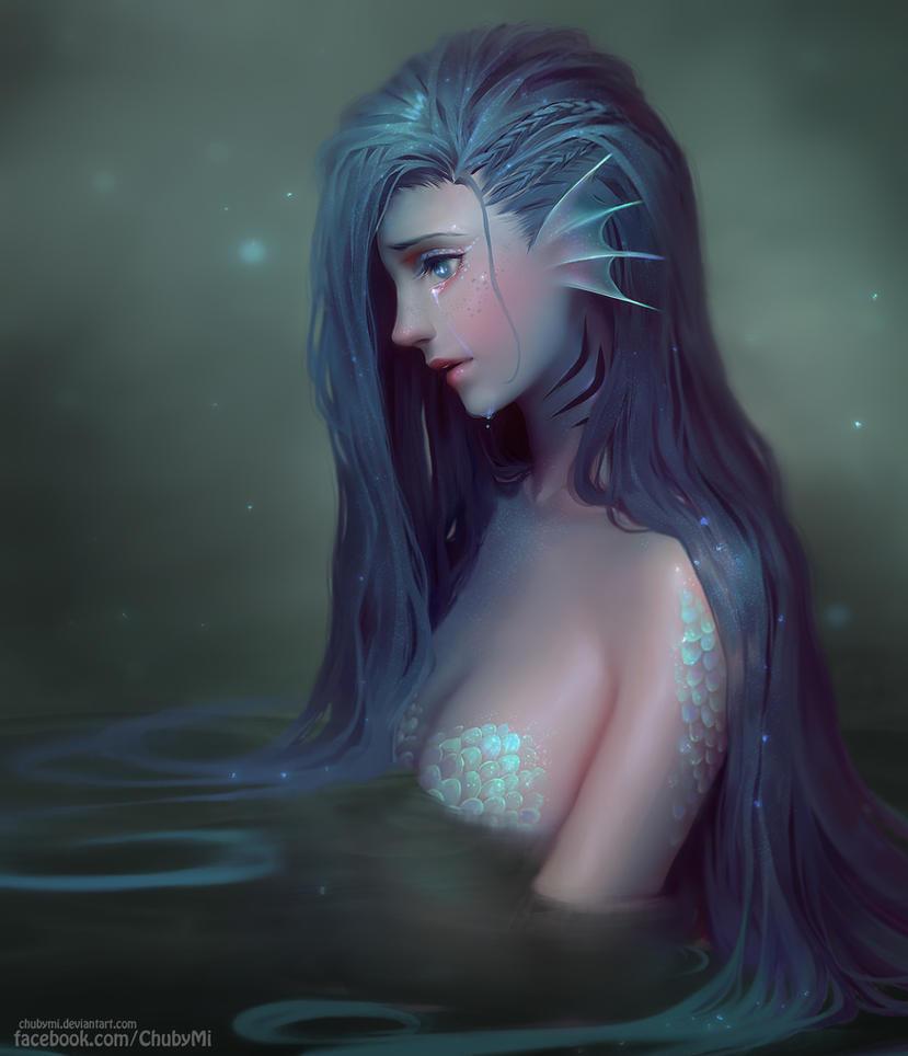 Mermaid by ChubyMi