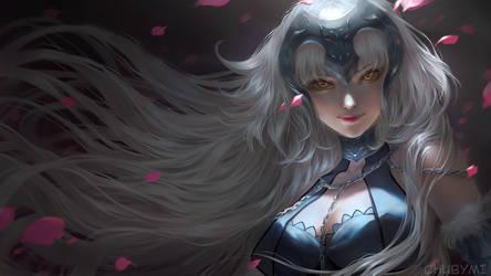 Jeanne d'Arc (Alter) by ChubyMi