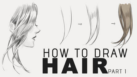 Video Tutorial with Voice for hair Part1 by ChubyMi
