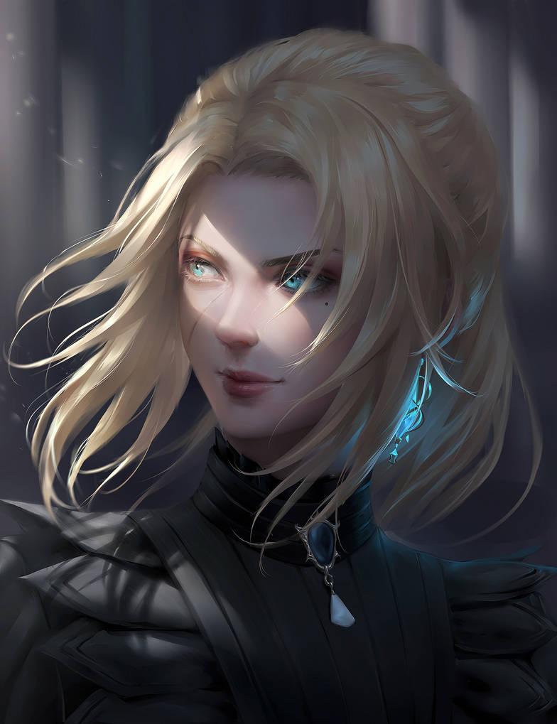 Blonde by ChubyMi