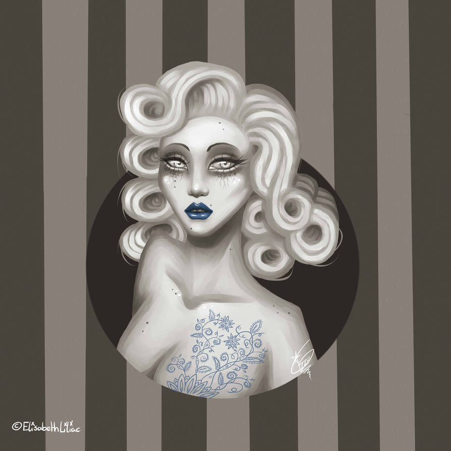 Porcelain by xXButterflyDreamerXx